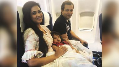 Shweta Tiwari's Ex-Husband Abhinav Kohli Accuses Her of Not Letting Him Meet Their Son Reyaansh, Called Out Cops on Him (Read Details)
