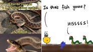 On World Snake Day 2020, These Silly Snake Puns and Riddles Will Make You Laugh 'Hisssterically'
