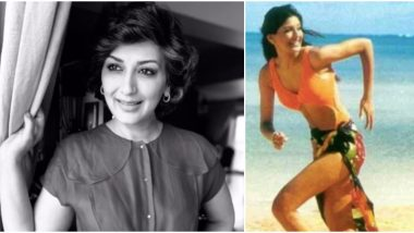 Sonali Bendre Shares a Throwback Thursday Post Flaunting Her Perfect Bikini Bod