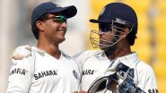 Sourav Ganguly Recalls How MS Dhoni Handed Him Captaincy During His Farewell Test in 2008, Says 'I Didn't Expect It'