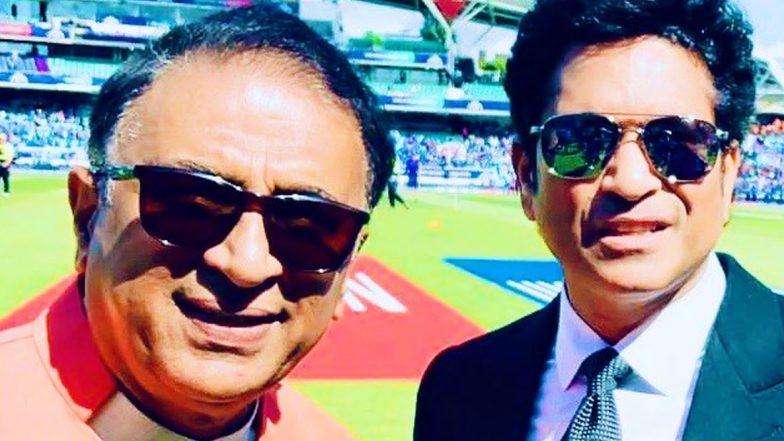 Sachin Tendulkar Recalls His First Meeting With 'Idol' Sunil Gavaskar As the 'Original Little Master' Turns 71