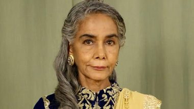 Badhaai Ho Fame Surekha Sikri Feels Lockdown Restrictions on Shoots for Senior Citizens is Unfair, Prevents their 'Atma Nirbhar' Rights