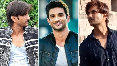 Sushant Singh Rajput's Doppelganger Sachin Tiwari's Videos And Pics Go Viral After Dil Bechara Actor's Demise (View Posts)