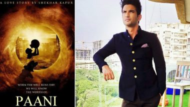Paani: From Plot, Casting Changes to Controversies, Here's All You Need to Know About Shekhar Kapur's Shelved YRF Project With Sushant Singh Rajput