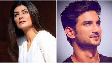 Sushmita Sen Pens a Heartfelt Post On Sushant Singh Rajput, Says Would Have Loved to Share Mysteries Of The 'Universe' From One Sush To Another