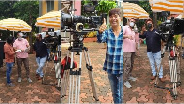 Taarak Mehta Ka Ooltah Chashmah Team Begins Shoot; Fresh Set of Face Mask, Shield and Gloves Provided At Entry (View Pics)