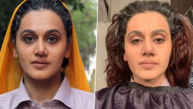 Taapsee Pannu Tags Saand Ki Aankh As Her Career's 'Biggest Experiment', Shares Her First Look Trials From the Film!