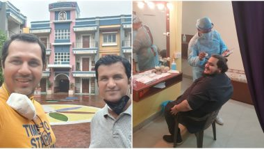 Taarak Mehta Ka Ooltah Chashmah Sets Being Supervised To Prep For Shoot
