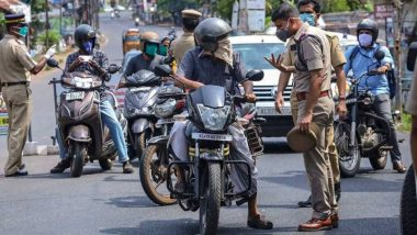 Tamil Nadu: Trichy Zone DIG V Balakrishnan Orders 80 Police Personnel to Undergo 1-Month Cognitive Behavioural Therapy, Asks Them to Improve Their Interpersonal Skills