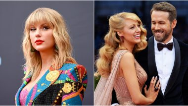 Did Taylor Swift Drop the Name of Ryan Reynolds and Blake Lively's Third Baby in Her Song 'Betty'? Twitterati Believe So!