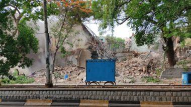 High Court Stays Demolition of Telangana Secretariat Old Building Till July 13