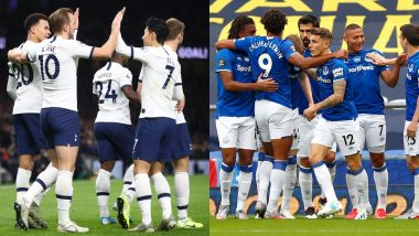 Tottenham Hotspur Vs Everton Premier League 2019 20 Free Live Streaming Online How To Watch Epl Match Live Telecast On Tv Football Score Updates In Indian Time Latestly