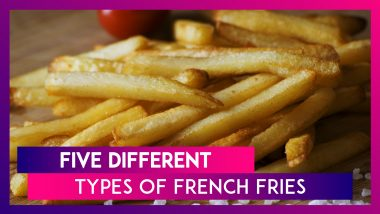 National French Fries Day (US) 2020: Here Are Five Different Types of Finger Chips