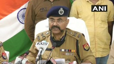 Kanpur Encounter: UP Police Reveal Post-Mortem Report of 8 Policemen Killed on July 3, Say Gangster Vikas Dubey And His Aides Used Sharp Weapons and Guns