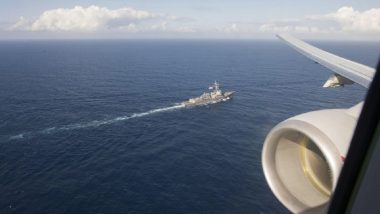 US Navy Conducts Patrols Near Lakshadweep Islands Without India's Consent, Calls It 'In Consistent With International Law'