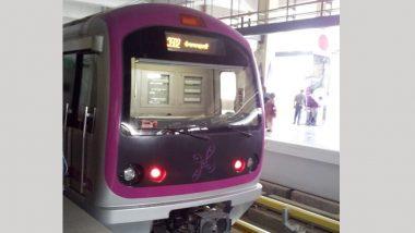 Bengaluru: 80 Labourers Working on Nagavara - Gottigere Lane of Namma Metro Phase 2 Tested Positive