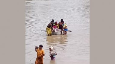 Chhattisgarh Medical Apathy: Pregnant Woman Crosses River in Utensil to Reach Hospital Located 15 Kms Away From Home, Delivers Stillborn Baby