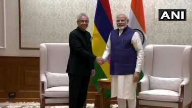 PM Narendra Modi & Mauritian Counterpart Pravin Kumar Jugnauth to Jointly Inaugurate New Supreme Court Building in Mauritius Today