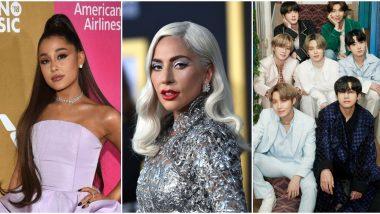 VMAs 2020 Nominations Full List: Lady Gaga, Ariana Grande Dominate in Nine Categories, BTS Scores Three Nods