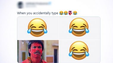 'When You Accidentally Type' Funny Memes Are the New Trend! Netizens Depict What It's Like When You Use The Wrong Emoji With These Hilarious Photos