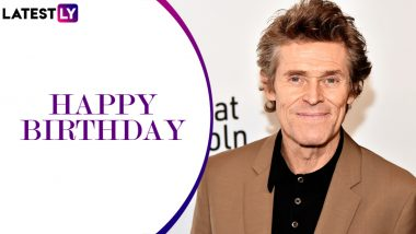 Willem Dafoe Birthday: The Lighthouse, At Eternity's Gate - 5 Films Of the American Actor That Are Must-Watch