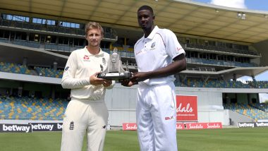 Richards-Botham Trophy to Replace Wisden Trophy after England vs West Indies Test Series 2020