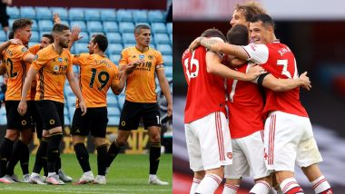 Wolves vs Arsenal, Premier League 2019-20 Free Live Streaming Online: How to Watch EPL Match Live Telecast on TV & Football Score Updates in Indian Time?