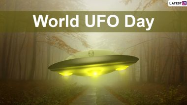 World UFO Day 2020: Mysterious Sightings of UFOs and Alien Theory Speculations This Year