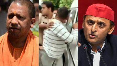 Vikas Dubey Encounter: Akhilesh Yadav, Omar Abdullah, Priyanka Gandhi Hit Out at Yogi Adityanath Govt, Sight Conspiracy
