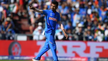 Yuzvendra Chahal Birthday Special: Interesting Facts About the Team India Leg-Spinner As He Turns 30