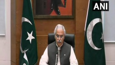 Pakistan PM Imran Khan's Special Adviser Zafar Mirza Tests Positive for COVID-19