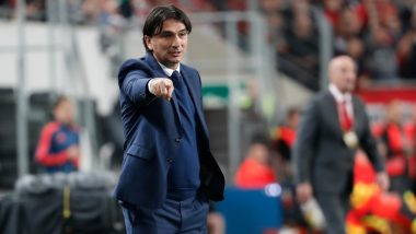 Zlatko Dalic Signs New Contract with Croatia Until 2022 FIFA World Cup