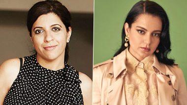 Zoya Akhtar Responds to Kangana Ranaut's Criticism of Her Film Gully Boy, Says 'She Herself Boycotted Awards'