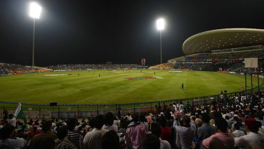 Kolkata Knight Riders vs Royal Challengers Bangalore, Abu Dhabi Weather, Rain Forecast and Pitch Report: Here's How Weather Will Behave for KKR vs RCB IPL 2020 at Sheikh Zayed Stadium