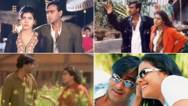 Ajay Devgn Celebrates 22 Years Of Pyaar To Hona Hi Tha With Kajol In 'Reel and Real' Life! (View Post)