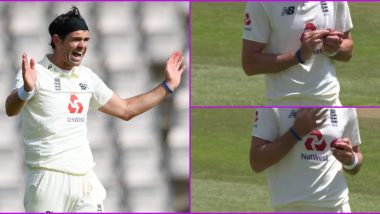 Fact Check: Did James Anderson Use Saliva on Ball During England vs West Indies 1st Test 2020? Here's What Actually Happened
