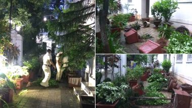 Dr BR Ambedkar's 'Rajgruha' House Vandalised in Mumbai, See Pics