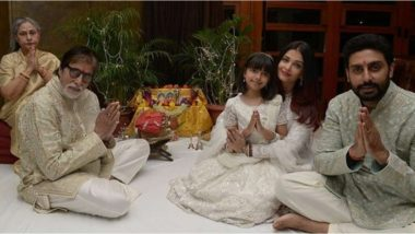 Aishwarya Rai Bachchan and Daughter Aaradhya Bachchan Test Positive For COVID-19, Jaya Bachchan Tests Negative