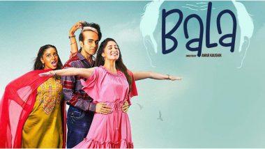 Ayushmann Khurrana's Bala to Be Screened at Toronto's Lavazza Drive-In Film Festival