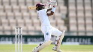 England vs West Indies, 1st Test 2020, Day 5, Stat Highlights: Jermaine Blackwood Shines As Visitors Register Four-Wicket Win