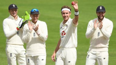 Stuart Broad Joins Elite List of Bowlers With 500 or More Test Wickets, Twitterati React