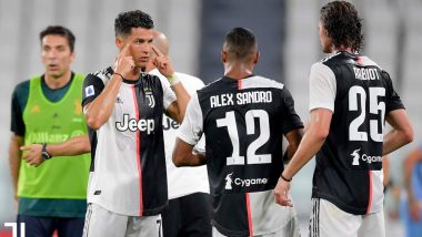 Cristiano Ronaldo & Team Focused For the Game Against Udinese As Juventus Inches Closer to Winning Serie A 2019-20