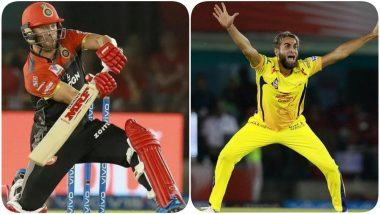 AB de Villiers, Imran Tahir & Other South African Players Could Miss Out on IPL 2020 Despite NOCs by CSA: Report