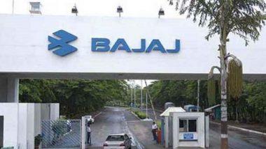 COVID-19: Workers at Bajaj Auto's Waluj Plant Seek Temporary Suspension of Work