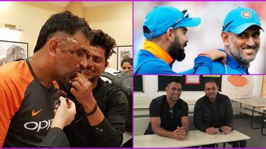MS Dhoni Birthday Messages: Virat Kohli, Virender Sehwag, Kedar Jadhav, Shikhar Dhawan and Others From Cricket Fraternity Wish CSK Captain As He Turns 39