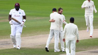 ENG Beat WI by 269 Runs | England vs West Indies Highlights, 3rd Test 2020 Day 5: Stuart Broad, Chris Woakes Help Hosts Win Series 2-1