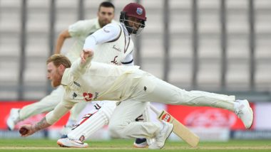 Live Cricket Streaming of England vs West Indies 1st Test 2020 Day 3 on SonyLiv: Check Live Score Online, Watch Free Telecast of ENG vs WI Match on Sony SIX
