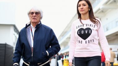 Bernie Ecclestone Becomes Dad at 89 After Wife Fabiana Flosi, 44, Gives Birth To Son; Former F1 CEO Names His Fourth Child, Ace