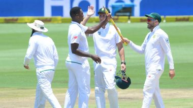 Faf du Plessis Releases Moving Statement As He Joins Lungi Ngidi in Support of BLM Movement (View Instagram Post)