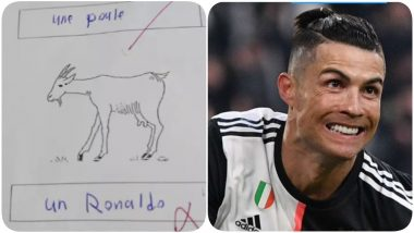 Cristiano Ronaldo Named GOAT by a Student During French Exams, Fails the Test!